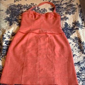 Phoebe strapless summer dress